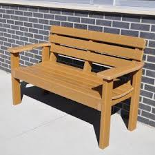 Park Benches Recycled Plastic Park Benches