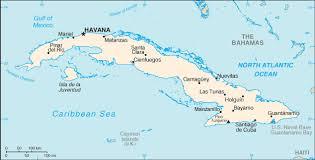 louisiana map city names list of cities in cuba
