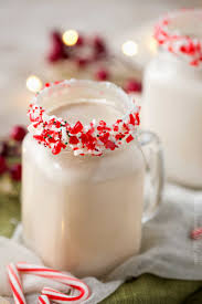 white russian drink recipe creamy peppermint white russian recipe the 5 o u0027clock chef