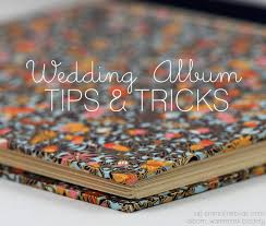 diy wedding photo album 7 crucial for putting together a wedding album