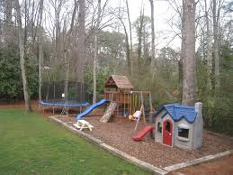 awesome back yard for kids bubs playground pinterest yards