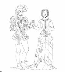 printable coloring pages renaissance 22 best coloriages moyen age images on pinterest colouring pages