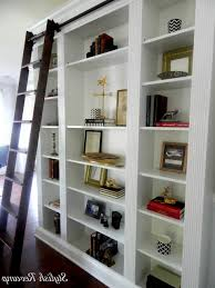 Rolling Ladder For Bookcase by Antique Barrister Bookcases With Glass Doors Best Shower Collection