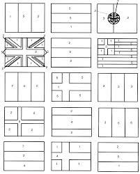 coloriage drapeau les beaux dessins de autres à imprimer et colorier