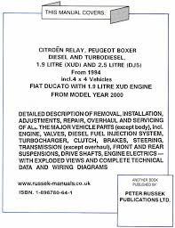 citroen vehicle manuals