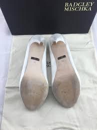 wedding shoes badgley mischka badgley mischka alter ii pumps wedding shoes on tradesy