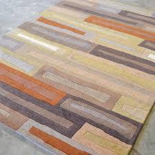 125 best orange rugs images on pinterest orange rugs modern