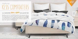 Custom Made Comforters Comforters Kess Inhouse