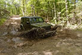 mud jeep cherokee in photos driving jeeps through the mud and to starbucks the