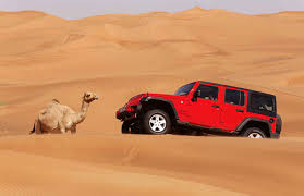 dune jeep self drive safari self drive dubai tours