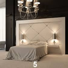 modern headboard designs for beds modern headboard designs i like that the side tables are integrated