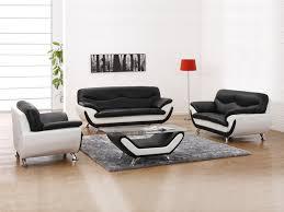 canape bicolore design canapé et fauteuil en simili 2 coloris bicolores indice
