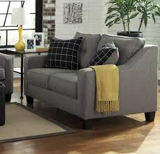 sofa club los angeles brindon grey fabric loveseat steal a sofa furniture outlet los