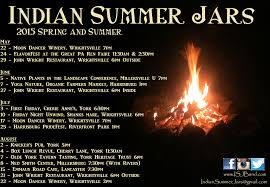 Small Desk Concert by Indian Summer Jars
