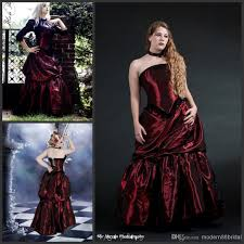 victorian dresses 2014 vampire steampunk dress alternative wedding