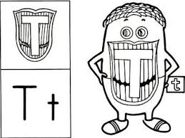 32 the letter people coloring pages the letter people colouring