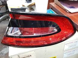 2013 dodge dart tail lights dodge dart 2013 2014 2015 2016 right side tail light auto parts in