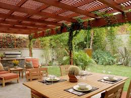Deck Ideas For Backyard 15 Ideas For Landscaping Around A Deck Or Patio Hgtv