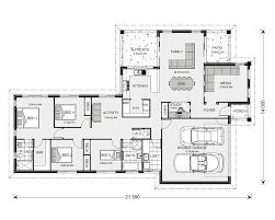 parkview 290 home designs in wangaratta g j gardner homes floor plan floor plan