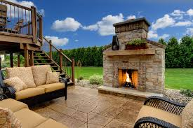 Outdoor Fireplace Patio San Francisco Outdoor Fireplace Plans Patio Contemporary With