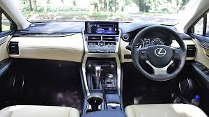 lexus ls interior 2018 lexus nx300h 2018 std interior car photos overdrive
