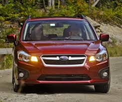 hatchback subaru red 2012 subaru impreza awd 36 mpg highway first drive report