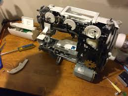 Works On My Machine How an inside look at how a sewing machine works diy danielle