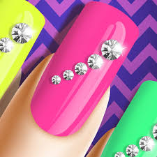 Nail Art Designs Games Dress Up And Makeup Manicure Nail Salon Games 1 On The App Store