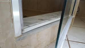 Leaking Shower Door Shower Leaking Through Bottom Of Glass Door Doityourself