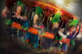 Six Flags In California Address Spooky Halloween At Southern California U0027s Best Theme Parks Minitime