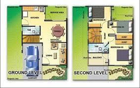 philippine house floor plans two storey house floor plan designs philippines