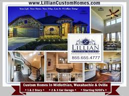 custom home plans and pricing 96 best lillian custom home living in waxahachie tx images on