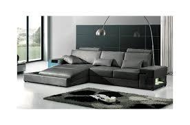 canap d angle confortable canapé cuir d angle design et pas cher montelimar
