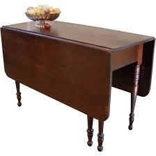 antique drop leaf gate leg table cool drop leaf dining tables on antique dining table american