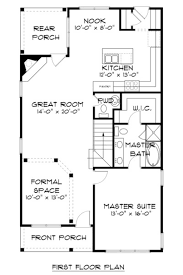 craftsman style house plan 4 beds 3 50 baths 2258 sq ft plan