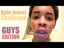 Challenge Guys Jenner Lip Challenge Boys Edition Fails Compilation