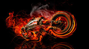 lamborghini bike moto gun super fire flame abstract bike 2016 wallpapers 4k el tony