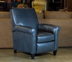 Blue Reclining Sofa by Navy Blue Leather Recliner Foter