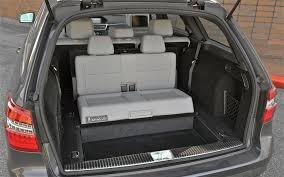 2011 mercedes wagon 2011 mercedes e350 4matic wagon rear seat interior photo