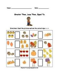 greater than less than worksheet for kindergarten compare two objects with a measurable attribute in common to see