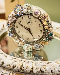 532 best art altered clocks images on pinterest christmas