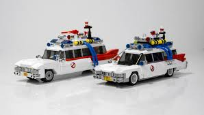 ecto 1 for sale the official ghostbusters ecto 1 lego play set revealed geektyrant