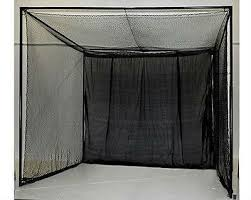 Backyard Golf Practice Net Golf Practice Net 10 U0027 X 10 U0027 X 10 U0027 Swing Practice Netting With Back