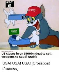 America Meme - e america eat again us closes in on 100bn deal to sell weapons to