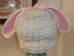 easter bunny hat adorable bunny hat crochet patterns for easter