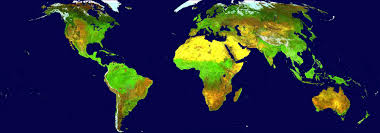 Map Of The Earth Earth Observation U2013 The French Connection To Geoss Earthzine