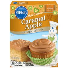 where can i buy candy apple mix caramel apple cake pillsbury seasonal products