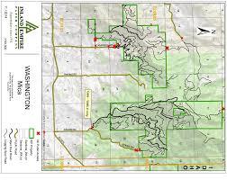 Washington State Gmu Map by Map U2013 Mica Peak Wa
