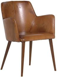 Tan Leather Office Chair Buy Italian Leather Office Chair With Arms Online Cfs Uk
