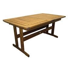 outdoor wood coffee table oscar uab akadas